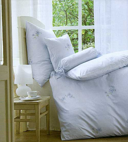 Janine bed linen  - interlock jersey Nm 100
