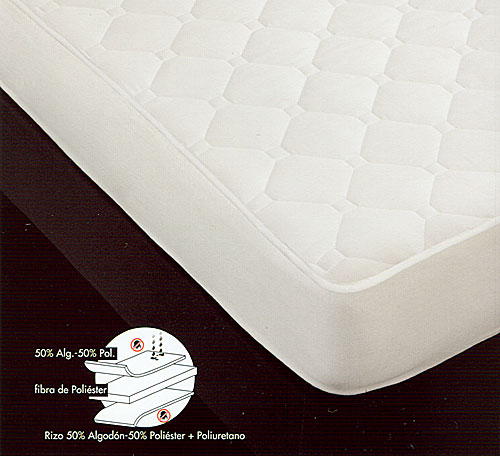 Mash - Mattress Protector impermeable padded