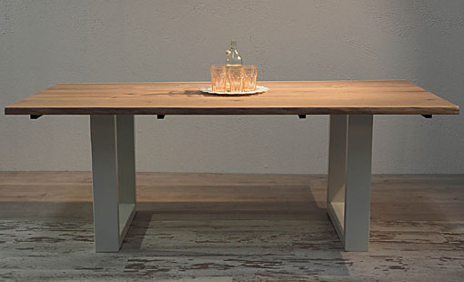 OAK & IRON Dining table Mulhacen