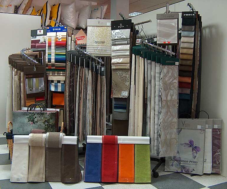 mediterrane stoffe gardinen wohnzimmer gardine. Black Bedroom Furniture Sets. Home Design Ideas
