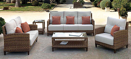 ARKIMUEBLE - outdoor sofa Agadir