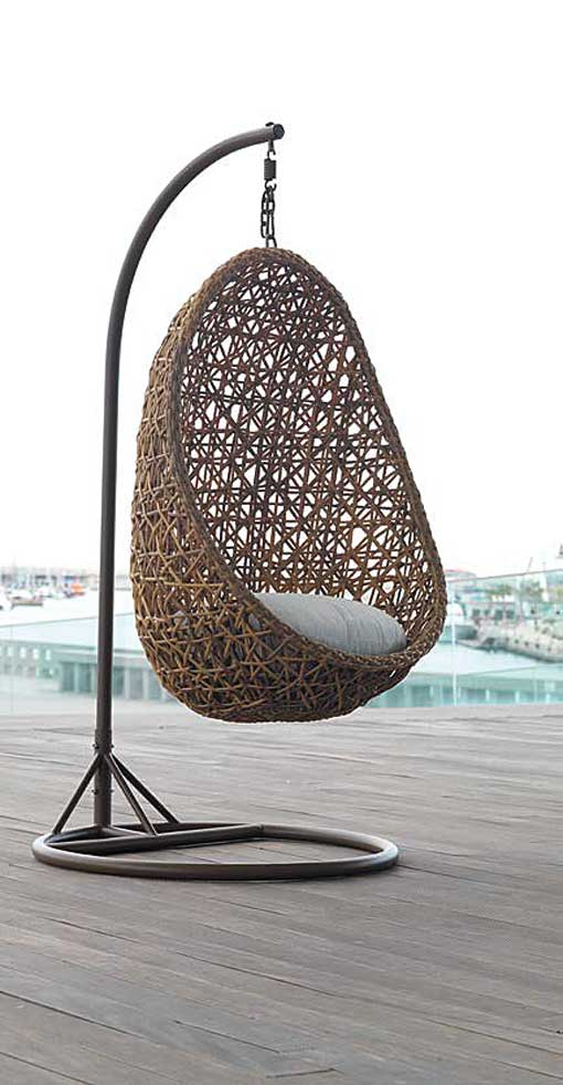 ARKIMUEBLE - Swingchair Dakar
