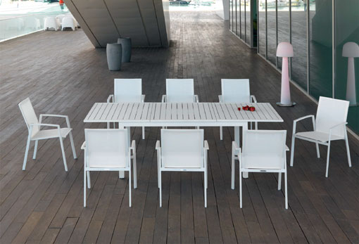 ARKIMUEBLE - outdoor dining group Gandia