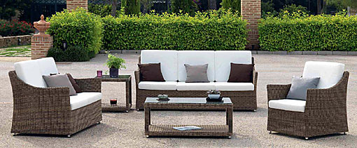 ARKIMUEBLE - outdoor sofa Ibiza