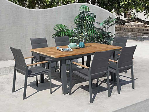 ARKIMUEBLE - Outdoor-dining group Lagos