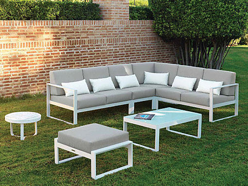 ARKIMUEBLE - modular outdoor sofa Nerja