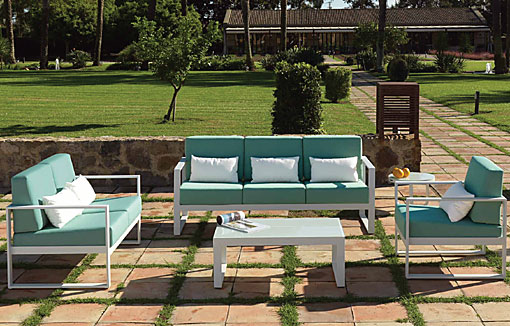 ARKIMUEBLE - outdoor sofa Nerja