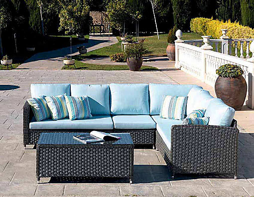 ARKIMUEBLE - modular outdoor sofa Oslo