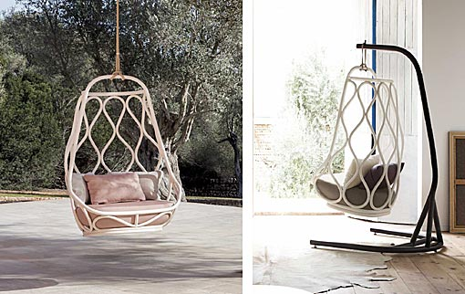 EXPORMIM - Outline swing chair
