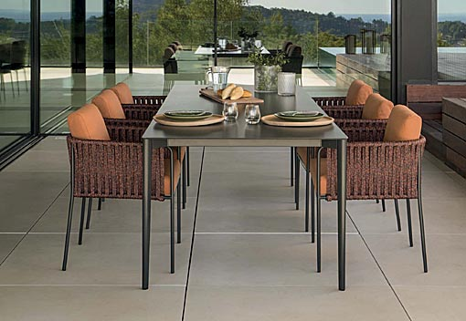 EXPORMIM Dining tables Nude
