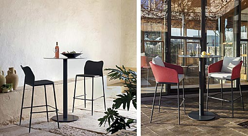 EXPORMIM Barhocker Senso-chairs