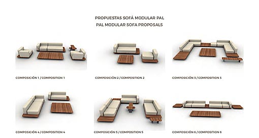 sofa Pal from Point - proposals