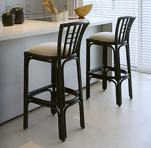 Rattandeco - bar stool