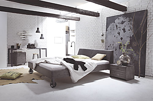 HASENA Factory-line bed loft-road-rena_step