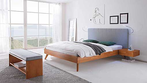 HASENA Wood-Line bed classic-leno-colinaL