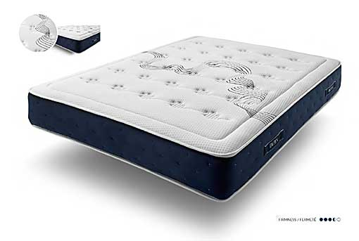 Springs mattress Ortopedico from Dupen
