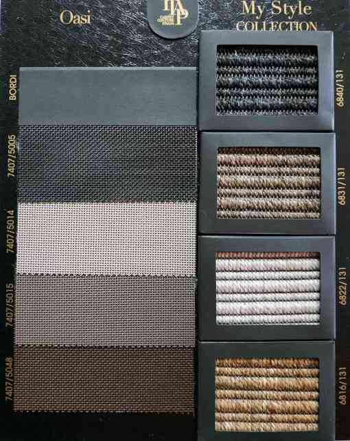 Sitap - Rug Oasi Colours