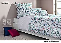 GRASER luxury bed linen - damask and print - model Ranke