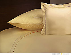 GRASER luxury bed linen - mako satin plain colour - model Kordel