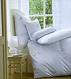JANINE bed linen - interlock finejersey Nm 100