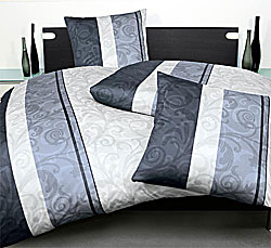 JANINE bed linen - Swiss mako satin