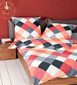 JANINE bed linen - mako satin