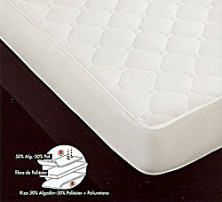 Mattress protector Mash Impermeable