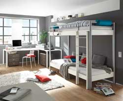 children's furniture / beds, high sleepers, bunk beds