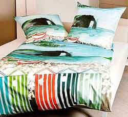 bedding and home textiles/ pillows, duvets, quilts, fitted sheets, cases and towels