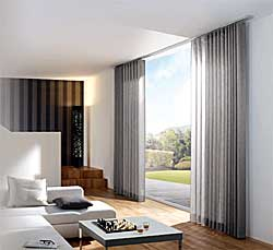 soft furnishing / curtains, poles and rails, blinds and shades, decoration