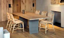 dining furniture / tables and chairs, sideboards, cabinets